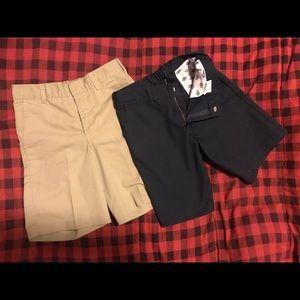 Dickies Bottoms - 8H 25W Dickie Short Boy tee bundle